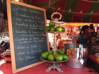 Come Ibiza - Las Dalias - Haima blog