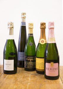 Cavas y champán