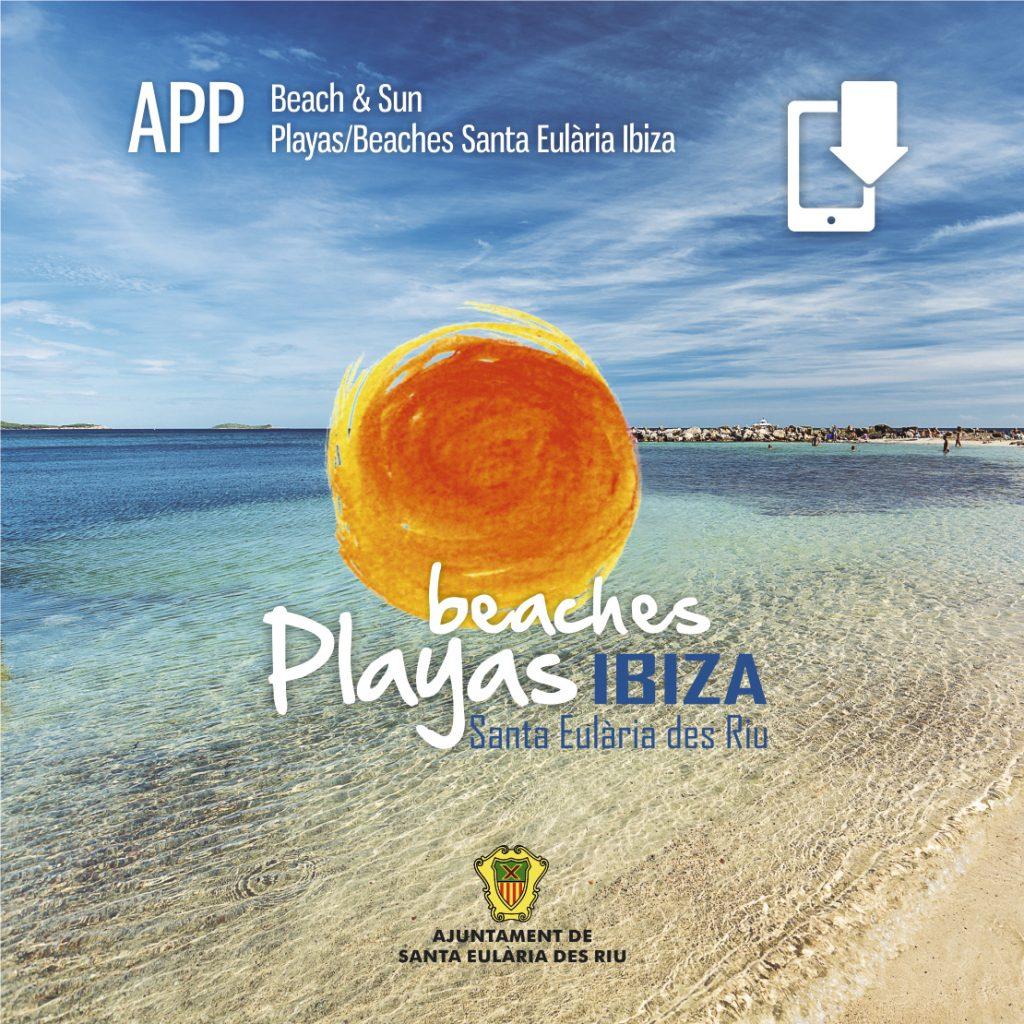 App-playas-Santa Eulalia
